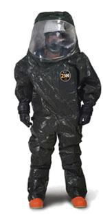 化学事故应急作业防A级防护服