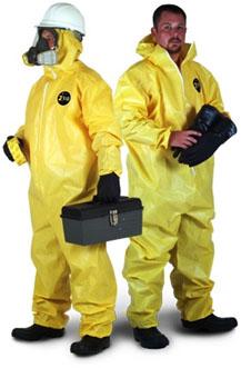 kappler 开普乐 防护服 Z100/Z100XP/CPF1 系列防护服 黄色